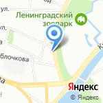 Аква Профи Сантехника на карте Санкт-Петербурга