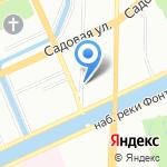 Сообщество взаимопомощи по лечению алкогольной зависимости на карте Санкт-Петербурга