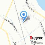 ШВЕДЕКС СПб на карте Санкт-Петербурга