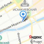 MIR private на карте Санкт-Петербурга