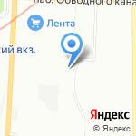 PaperPro.ru на карте Санкт-Петербурга