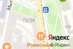 Схема проезда до компании ЧИП и ДИП в Санкт-Петербурге