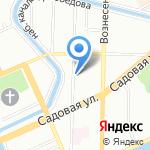 Beauty Brow на карте Санкт-Петербурга
