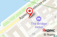 Схема проезда до компании АДВОКАТ И ЗАКОНЪ в Астрахани