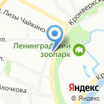 Детская библиотека №2 на карте Санкт-Петербурга