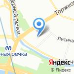 lab на карте Санкт-Петербурга
