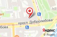 Схема проезда до компании ЧЕРЕПОВЕЦКИЙ ХЛЕБОКОМБИНАТ в Череповце