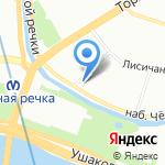 Шлифовальные технологии на карте Санкт-Петербурга