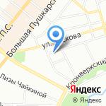 Доверие на карте Санкт-Петербурга