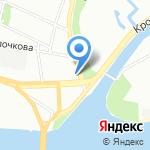 Наш Театр на карте Санкт-Петербурга
