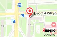 Схема проезда до компании Неваметалл в Санкт-Петербурге