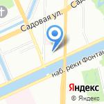 Light Sound Project на карте Санкт-Петербурга