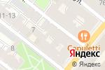 Схема проезда до компании HeadShot в Санкт-Петербурге