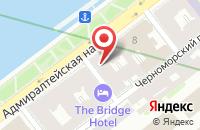 Схема проезда до компании Всеммиром-Холдинг в Санкт-Петербурге
