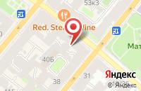 Схема проезда до компании ТелеМост в Егорьевске