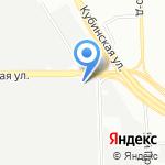 СпецПодъемСервис на карте Санкт-Петербурга