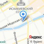 ADD Communication Agency на карте Санкт-Петербурга