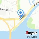 Top nails на карте Санкт-Петербурга