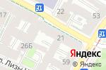 Схема проезда до компании Введенская 21, ТСЖ в Санкт-Петербурге