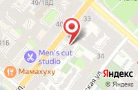 Схема проезда до компании Издательство Вегас в Санкт-Петербурге