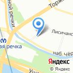 АРЕС на карте Санкт-Петербурга