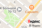 Схема проезда до компании Hogl в Санкт-Петербурге