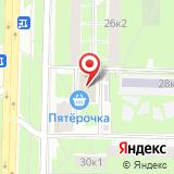 Цветочный магазин на Новоизмайловском проспект