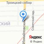 Ростех на карте Санкт-Петербурга