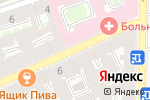 Схема проезда до компании Jennet в Санкт-Петербурге