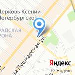Ювелир СПб на карте Санкт-Петербурга