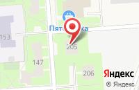 Схема проезда до компании ЛенОблАвто в Агалатово
