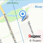 КОНСАЛТ на карте Санкт-Петербурга