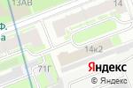 Схема проезда до компании КОНСАЛТ, ЗАО в Санкт-Петербурге