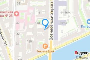 Снять комнату в пятикомнатной квартире в Санкт-Петербурге Вознесенский пр-кт, 55