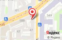 Схема проезда до компании Паблик Рилейшнз - Адвертайзинг - Питер в Санкт-Петербурге