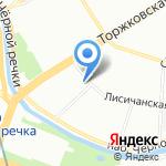Европейские Строительные Технологии на карте Санкт-Петербурга