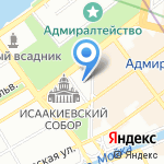 Stefano Ricci на карте Санкт-Петербурга