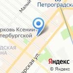 Paul Smith на карте Санкт-Петербурга