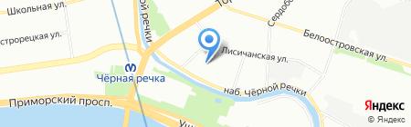 MOUSSON Atelier на карте Санкт-Петербурга