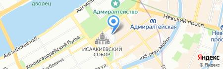 Sintoho на карте Санкт-Петербурга
