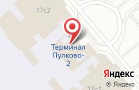 Схема проезда до компании Авиа Групп Норд в Санкт-Петербурге