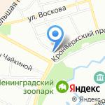TangoCafe на карте Санкт-Петербурга