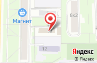 Схема проезда до компании Нэйлфъючепро в Санкт-Петербурге
