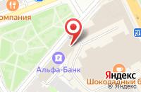 Схема проезда до компании Карабистр в Санкт-Петербурге