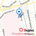 Храм Великомученика и Целителя Пантелеймона на карте Санкт-Петербурга
