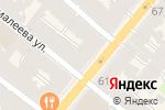 Схема проезда до компании Ноготки в Санкт-Петербурге