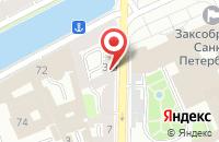 Схема проезда до компании Международный Научно-Исследовательский Центр Проблем Управления в Санкт-Петербурге