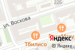 Схема проезда до компании Форте в Санкт-Петербурге