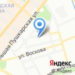 СТРАШНЫЕ ИСТОРИИ на карте Санкт-Петербурга