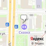 Магазин салютов Санкт-Петербург- расположение пункта самовывоза